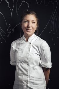Marisol chef de cuisine Sarah Rinkavage. Photo by Jeff Marini