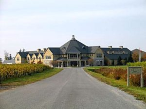 Peller Estates in Niagara on the Lake