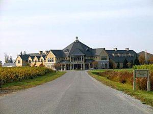Peller Estates in Niagara on the Lake