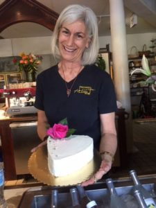 Ambrosia owner Debbie Rivera is always filling orders for special occasions and holidays