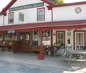 Visit the General Store on Old Mission Peninsula for a trip back in time.