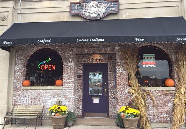 Washington Gardens: Treasured Italian eatery