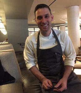 Free Rein Executive Chef Aaron Lirette (JJacobs photo)