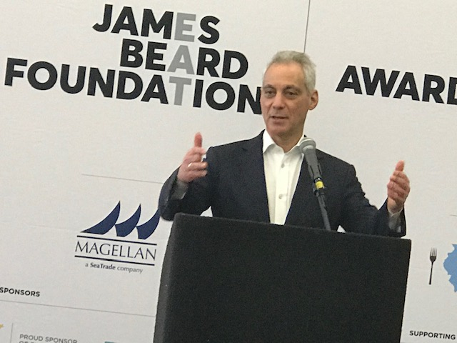 Chicago still the city for James Beard Awards