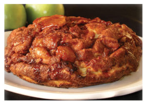 Walker Bros. apple pancake. (Photo courtesy of Walker Bros.