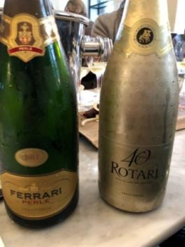 Finding a sparkling Champagne style wine for toasts and summer fun