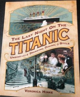 Titanic stories and dining