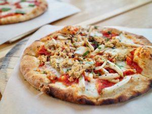 Chicken Sausage Pizza. (True Food Kitchen photo)