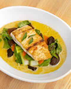 Thai Coconut Sea Bass (True Food Kitchen photo)