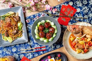 Suda dishes for Chinese New Year (Suda photo)