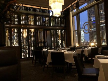 Ocean Prime works for Chicago Restaurant Week and before a show