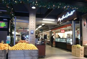 French Market at street level of Ogilvie Transportation Center. (J Jacobs photo)