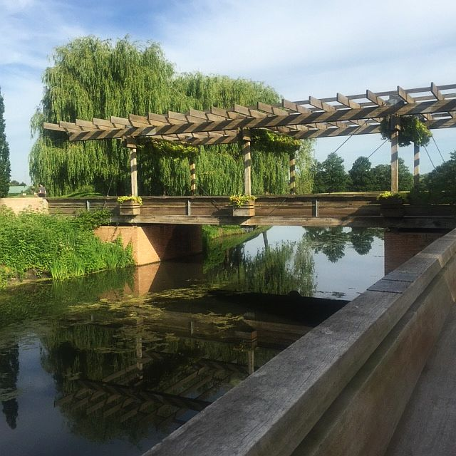 Two North Suburban places to eat out with a view
