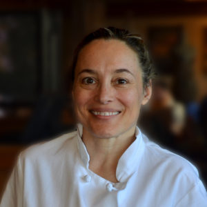Chef Sarah Stegner (Photo by Cindy Kurman)