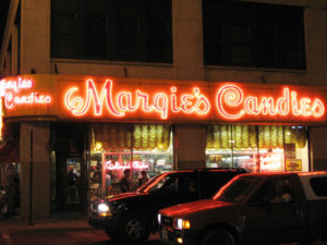 Margie's candies has to Chicago locations. (Photo courtesy of Margie's Candies)