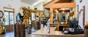Fox Valley Winery Tasting room. (Photo courtesy of Fox Valley Winery)